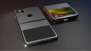 'Táo khuyết' sẽ sớm trình làng iPhone màn hình gập hỗ trợ Apple Pencil