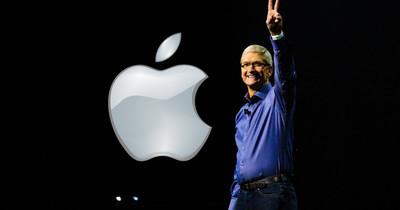 Apple trở thành công ty có giá trị thị trường lớn nhất thế giới