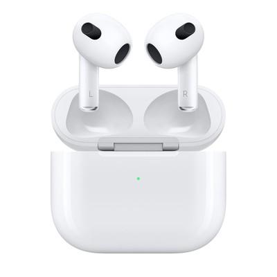 AirPods 3 ra mắt có thiết kế giống AirPods Pro, ôm sát tai hơn, pin hỗ trợ nghe nhạc tới 6 giờ