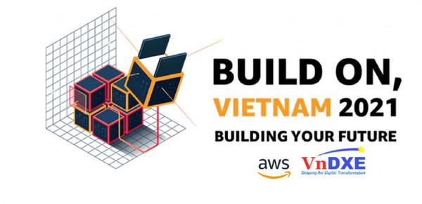 """""""Build On Việt Nam 2021"""" dành cho cộng đồng LTV đam mê công nghệ """"""""điện toán đám mây'"""